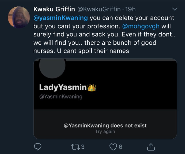 f6bc375e3d5316c3b714d88e0479fdb3?quality=uhq&resize=720 - Ghanaian Nurse Roasted On Twitter For Saying She Doesn't Look like A Ghc50 Nurse After A Patient Thanked Her With Ghc50