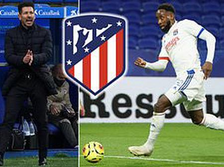 Atletico Madrid Set To Announce The Signing Of World Class Striker