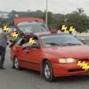 Koumassi: un chauffeur de taxi s'enfuit avec un colis de plus de 200 000 Fcfa de sa cliente