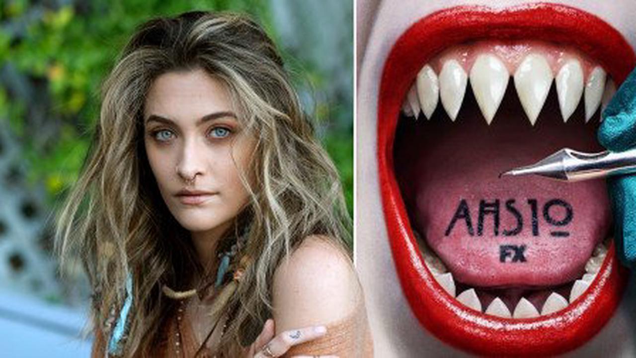 Michael Jackson's daughter Paris lands role on American Horror Story