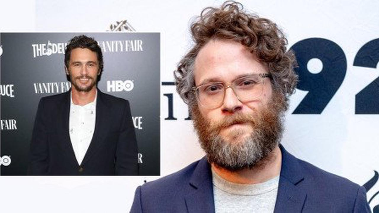 Seth Rogen has 'no plans' to work with James Franco again