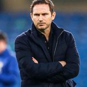 Chelsea Set To Sack Frank Lampard According To Various Reports