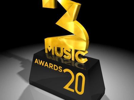 3Music Awards 2021 : Full List Of Winners