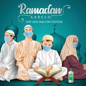 Ramadan Begins on 13th April 2021