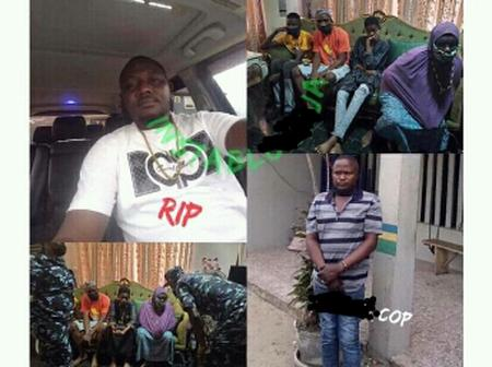 Lagos Businessman Shot Dead For Questioning Police Search On Him
