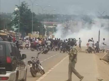 Manifestations contre la candidature d'Ado : Ferké entre dans la danse
