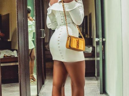 Tiwa Savage's beauty and figure are extraordinary, check out her hot pictures