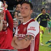 Arsenal star Mesut Ozil finally seals his move to Fenerbahce