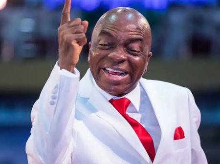 Read What Bishop Oyedepo prophecies Will Happen To Christians Worldwide Before This Month Runs Out