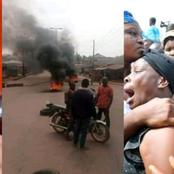 Today's Headlines: Angry Ekiti Residents Protest Killing Of Two Farmers, Prominent Igala Ruler Dies