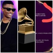 Do not rejoice yet; Wizkid is not nominated for the Grammy awards, his name was scrapped off.