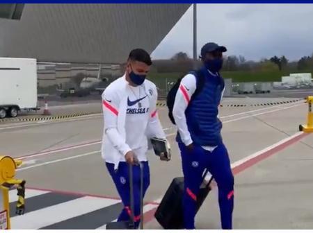 Chelsea's Champions league squad confirmed.