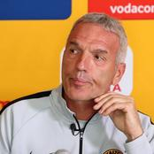 Kaizer Chiefs: Wits clash could determine Middendorp fate