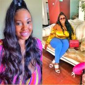 See Beautiful Photos Of Adaeze, An Actress Flavour Used In His Music Video