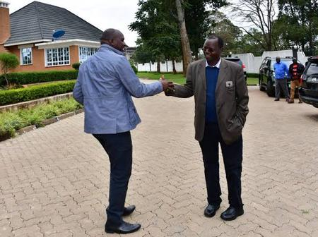 Expensive Things that Ousted Murkomen Might Lose From The Government