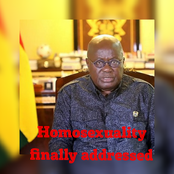 Akufo-Addo finally cleared his stance on HOMOSEXUALITY that might amaze you