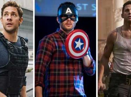 15 Actors Who Wanted To Be Captain America