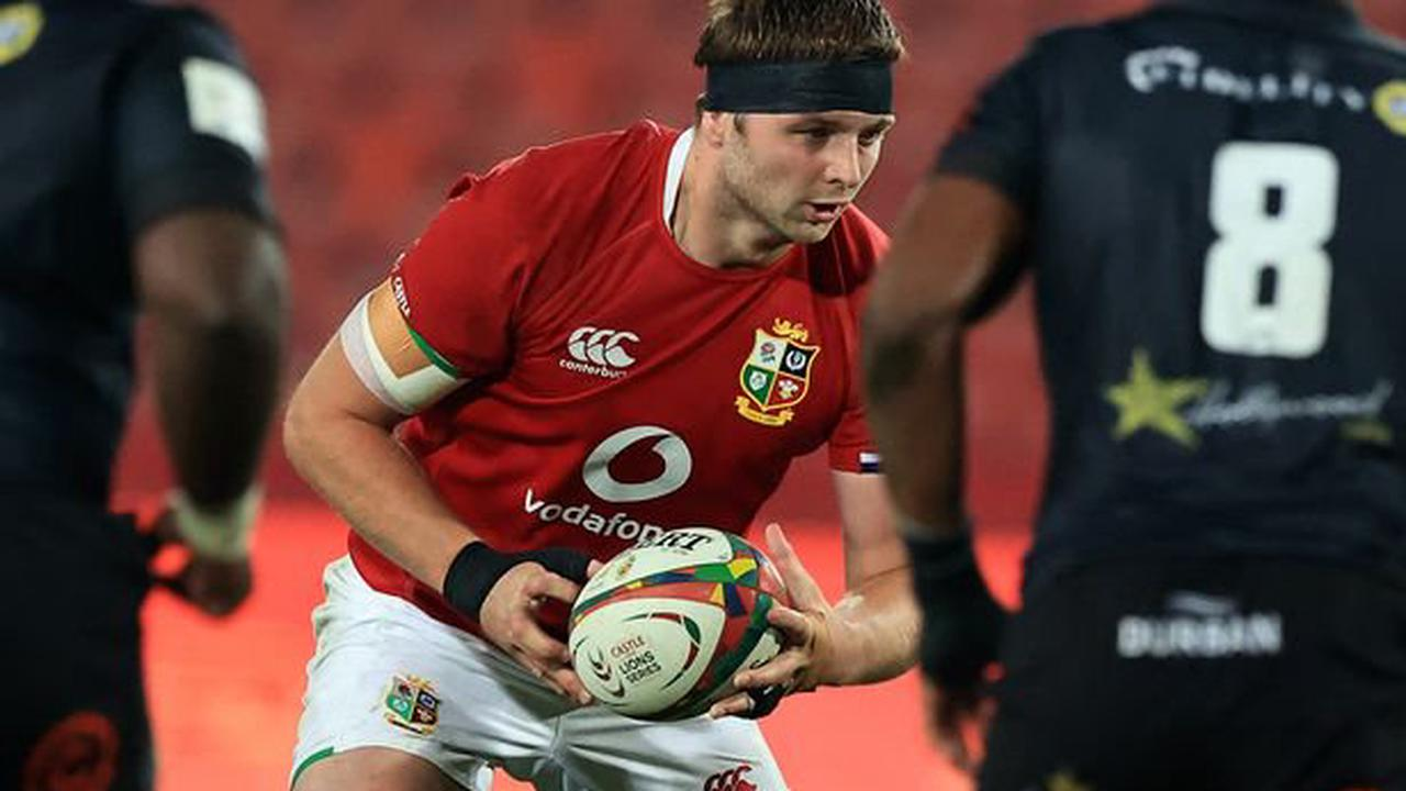 British and Irish Lions Tour 2021: Eight players self-isolating as Iain Henderson captains side to win