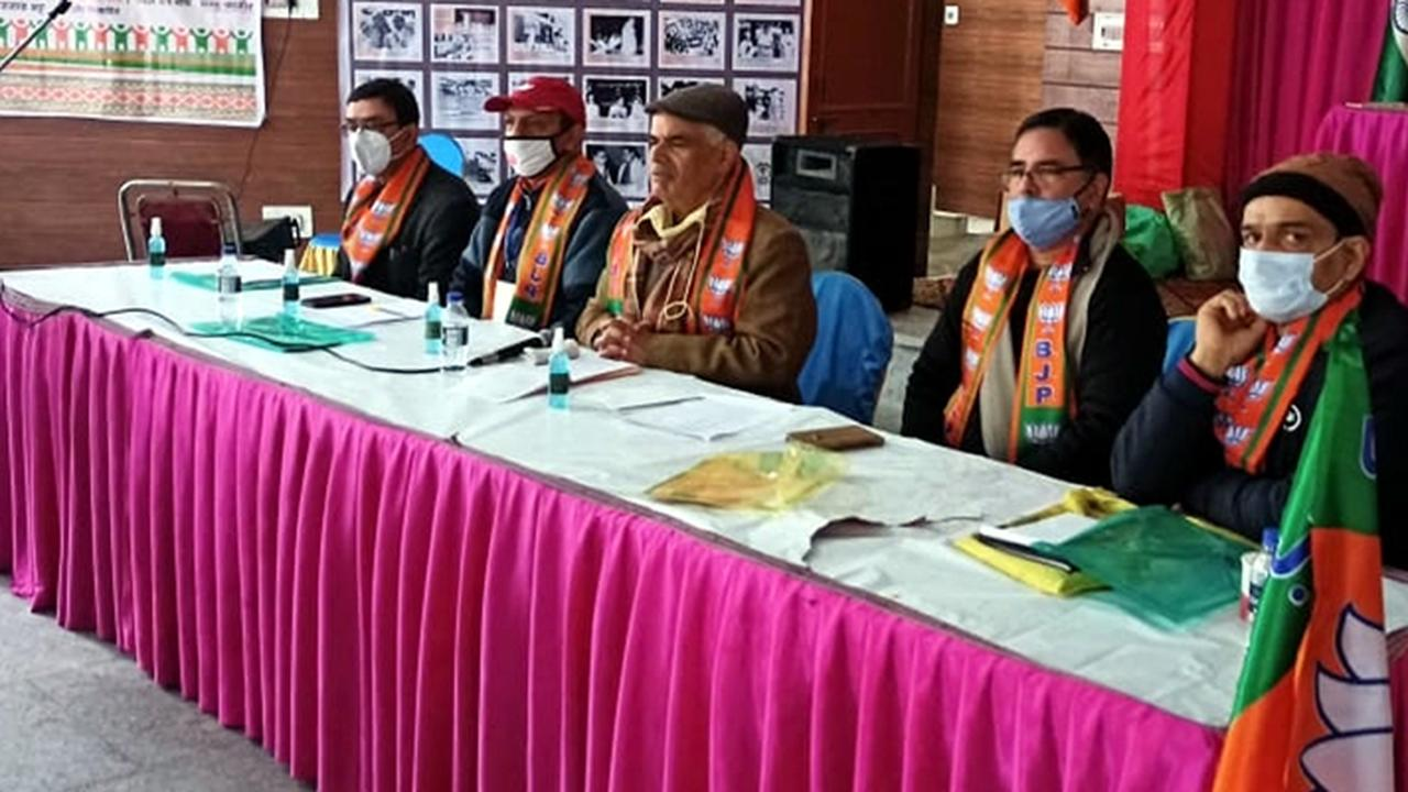 BJP will never compromise on nationalism: Kaul
