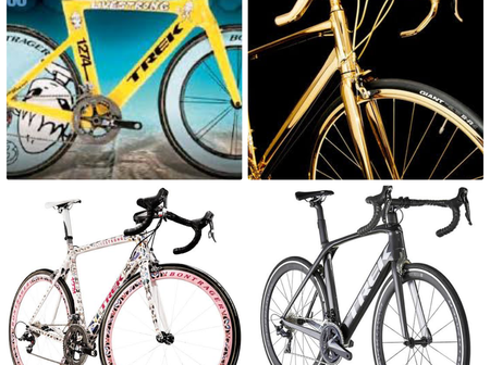 Prices Of Expensive Bicycles Worth More Than Cars And Houses