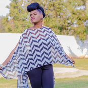 Poor in Bed? Don't Leave Him! Female Gospel Artist Elicits Mixed Reactions After Saying This