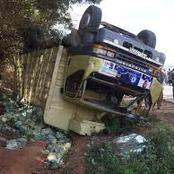 RIP: Sad After 6 People Succumb To A Grisly Road Accident Leaving Several Seriously Injured