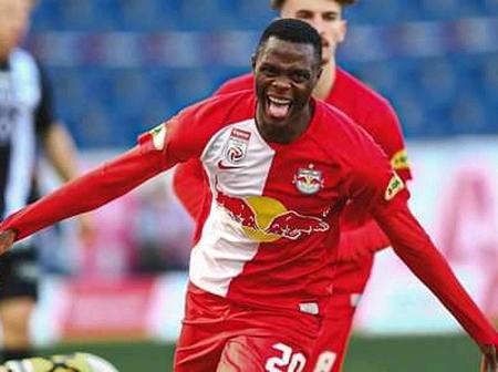 Liverpool and Arsenal's star Target Rewrite History in Austria Bundesliga