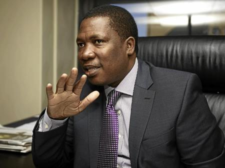 Allegations Of Tender Corruption Have Been Levelled Against Gauteng Education MEC Panyaza Lesufi
