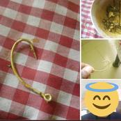 Man Shares Hook He Found In The Food He Was Served In A Restaurant
