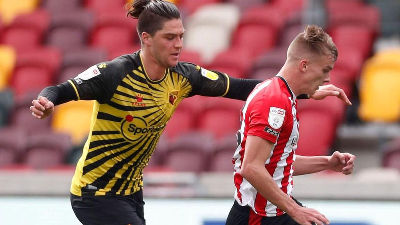 Promoted stars: Sierralta can excel for Watford