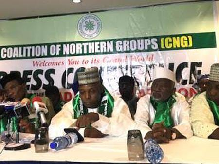 Coalition of Northern Groups, CNG Says They Didn't Disagree With Gumi On Amnesty for Bandits