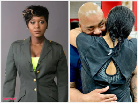 Did Connie Ferguson end actress Kagiso Rakosa's (Sharon's) career over affair with Shona?