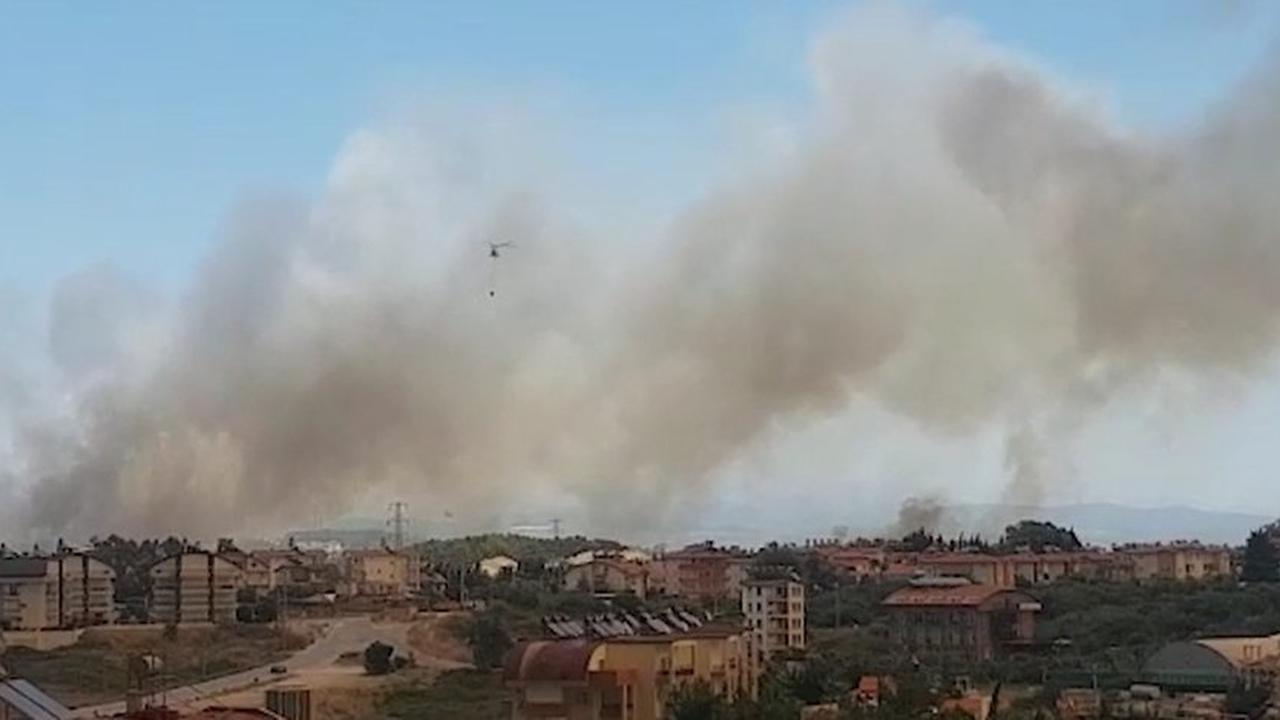 Waldbrände: Vier Tote und knapp zweihundert Verletzte in der Türkei