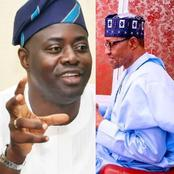 Why I Went To Meet President Buhari In Aso Villa – Governor Seyi Makinde