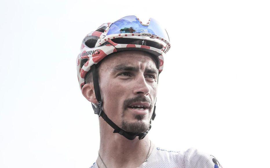 Cyclisme Julian Alaphilippe Pleure La Disparition De Son Pere Opera News