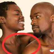 """""""Men, Touch Them Harder"""" Find Out 4 Places Every Lady Really Want You To Touch Them [PHOTOS]"""