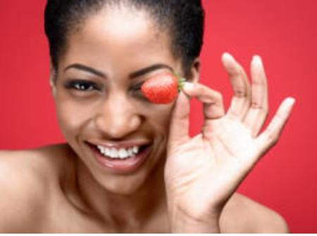 Strawberries for skincare and fertility