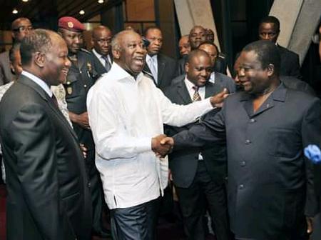 Voici ce que le président Bédié demande au Gouvernement après la libération de Gbagbo et  Blé Goudé