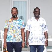 Kenyans React as Joho Meets Raila Odinga Today