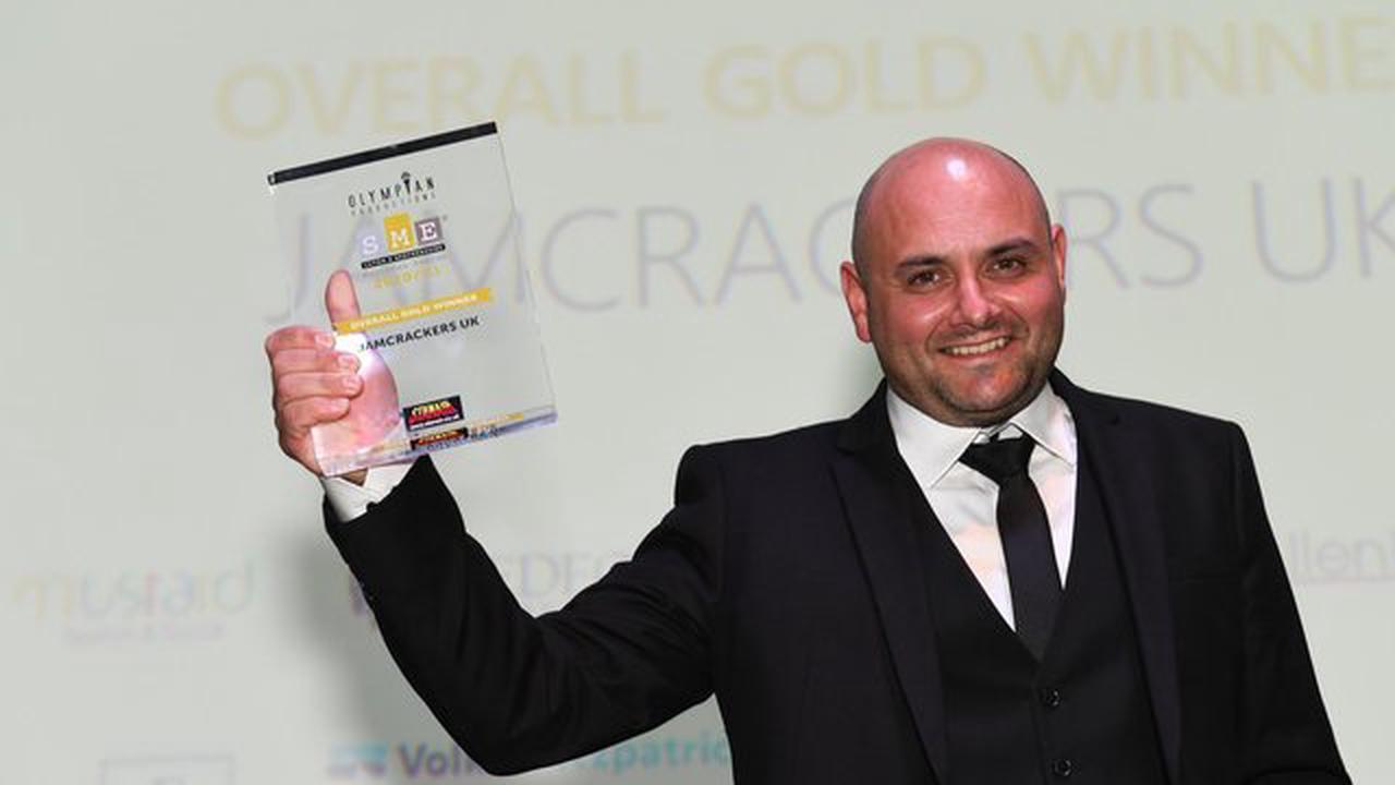 Leighton Buzzard IT company celebrates four wins at SME Luton and Bedfordshire Business Awards