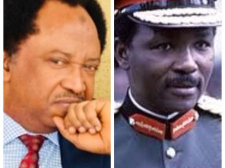 Nigerians reply Shehu Sani as he says the CBN looting allegation on General Gowon is 'falsehood'