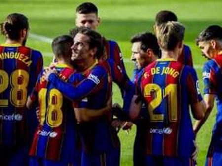FC Barcelona vs Osasuna Match Review