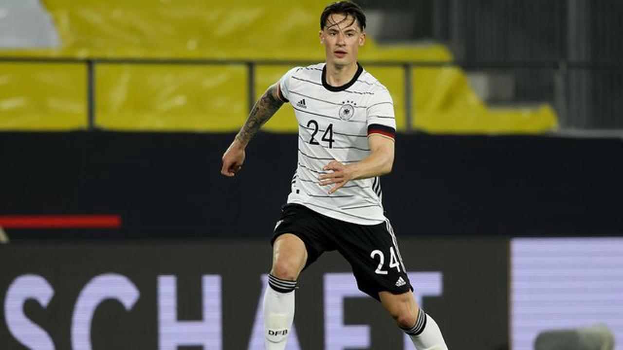 Robin Koch relief as Germany book England showdown and meeting of Leeds United team mates