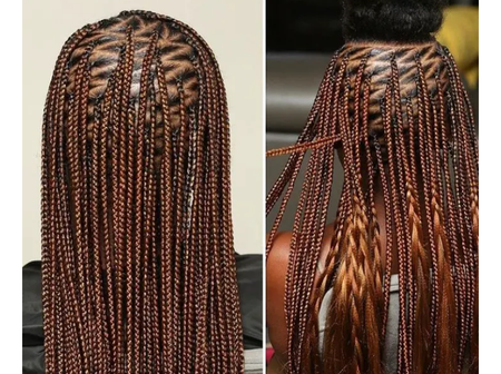 Look like a queen this Easter season with any of these lovely braided hairstyles