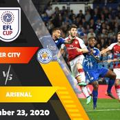 Official Arsenal team to face Leicester City – Pepe and Luiz start