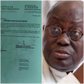Akufo-Addo Officially Passes Verdict On Daniel Domelevo's Retirement.