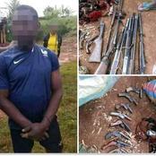 Situation confuse à Dabou: un individu avec des fusils de chasses débusqué par la population