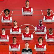 How Man Utd, Liverpool, Arsenal & Manchester City Could Lineup In Their Next Premier League Matches