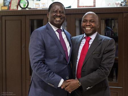 Lawyer Hints at What Raila Supporters Could do if Asked to Abandon BBI