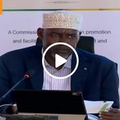 Justice 'Surprises' JSC as He Says He Won't Need Security When He Becomes CJ For This Reason(Video)